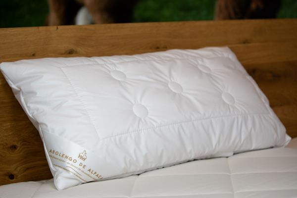 Alpaca Swiss stone pine pillow