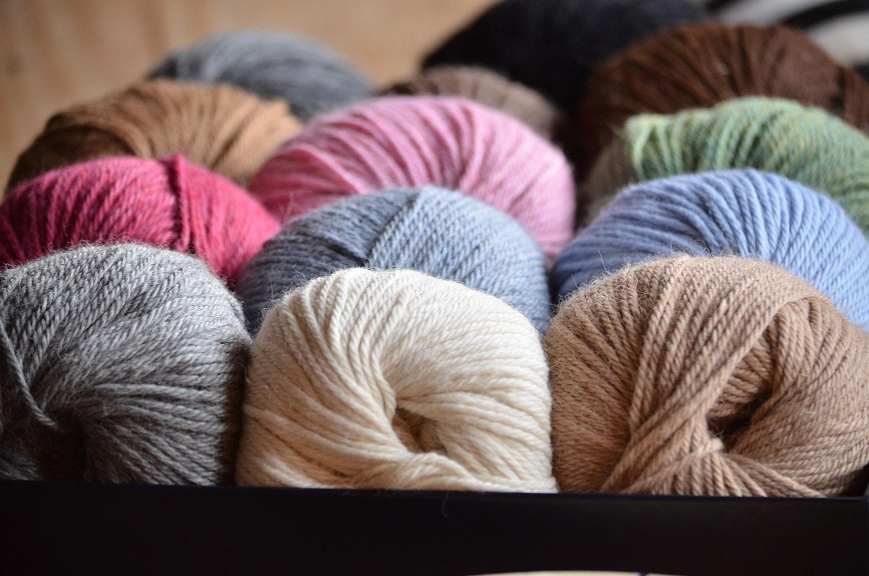 Alpaca Knitting Yarn Abolengo De Alpaca